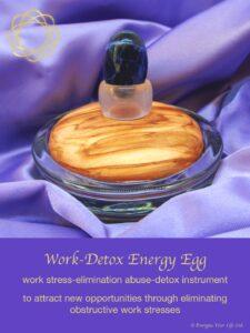 Work Detox Energy Egg